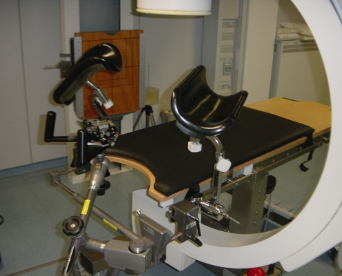 T-Tisch der Gesellschaft für Medizintechnik GfM