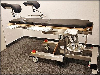 Brachy T-Tisch der GfM